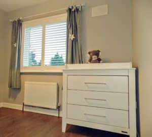 Bedroom Nursery Shutters