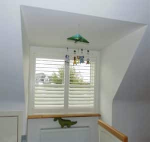 Childs Bedroom Shutters