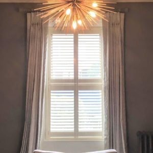 2 Inch Louvre Bedroom Shutters