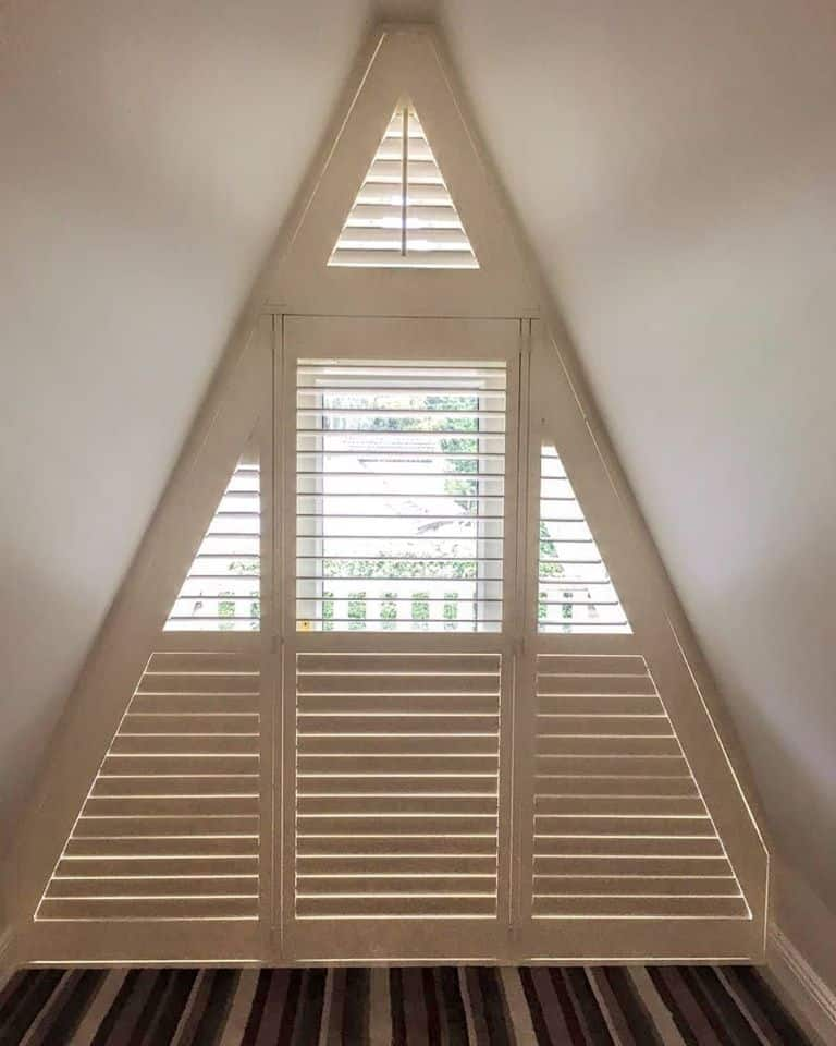 Balcony Door shutters