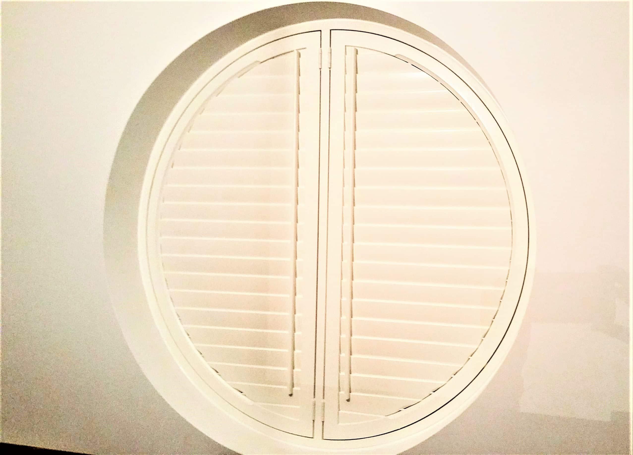Circle Shutter Doors