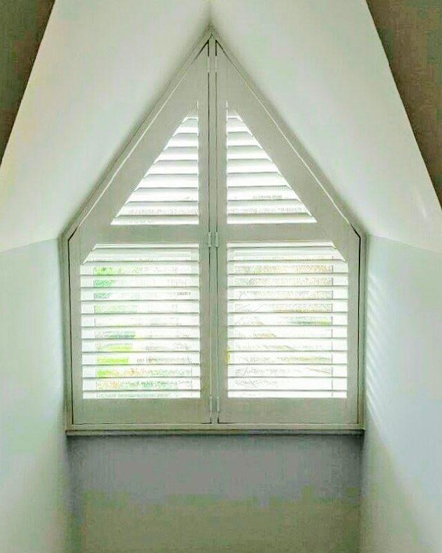 Dormer Window Shutters