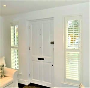 Hall Door Sidelights
