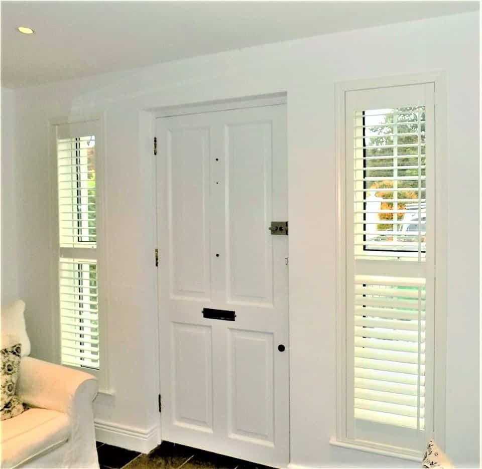 Hall Door Sidelights