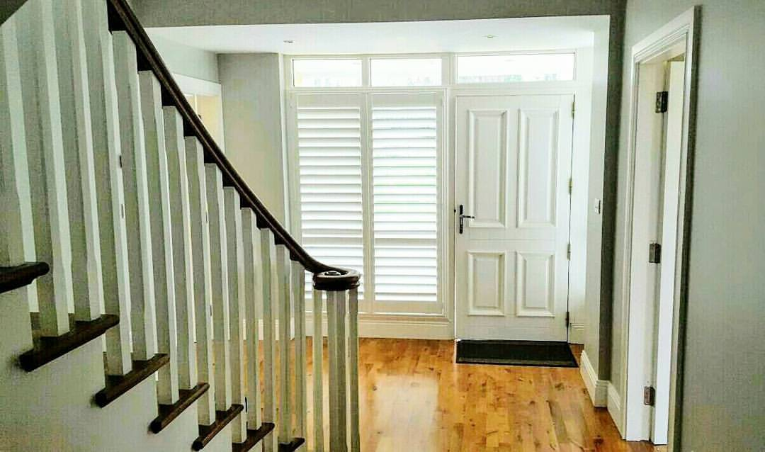 Hall Stairs shutters