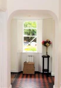 Hallway Shutters