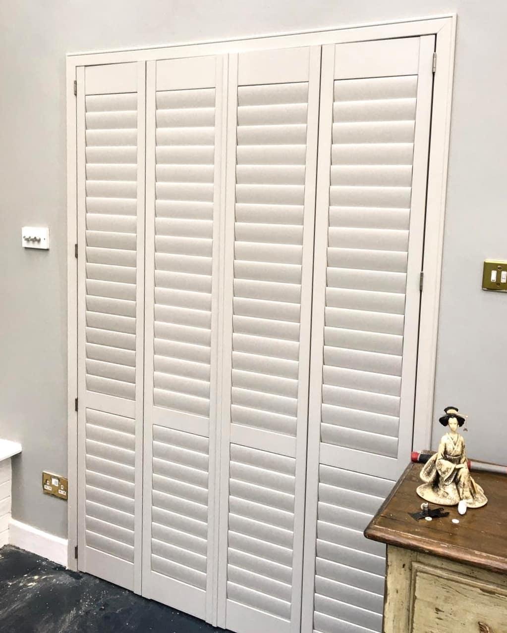 Room Divider Shutter Doords