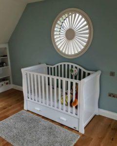 Round Shutters Nursery