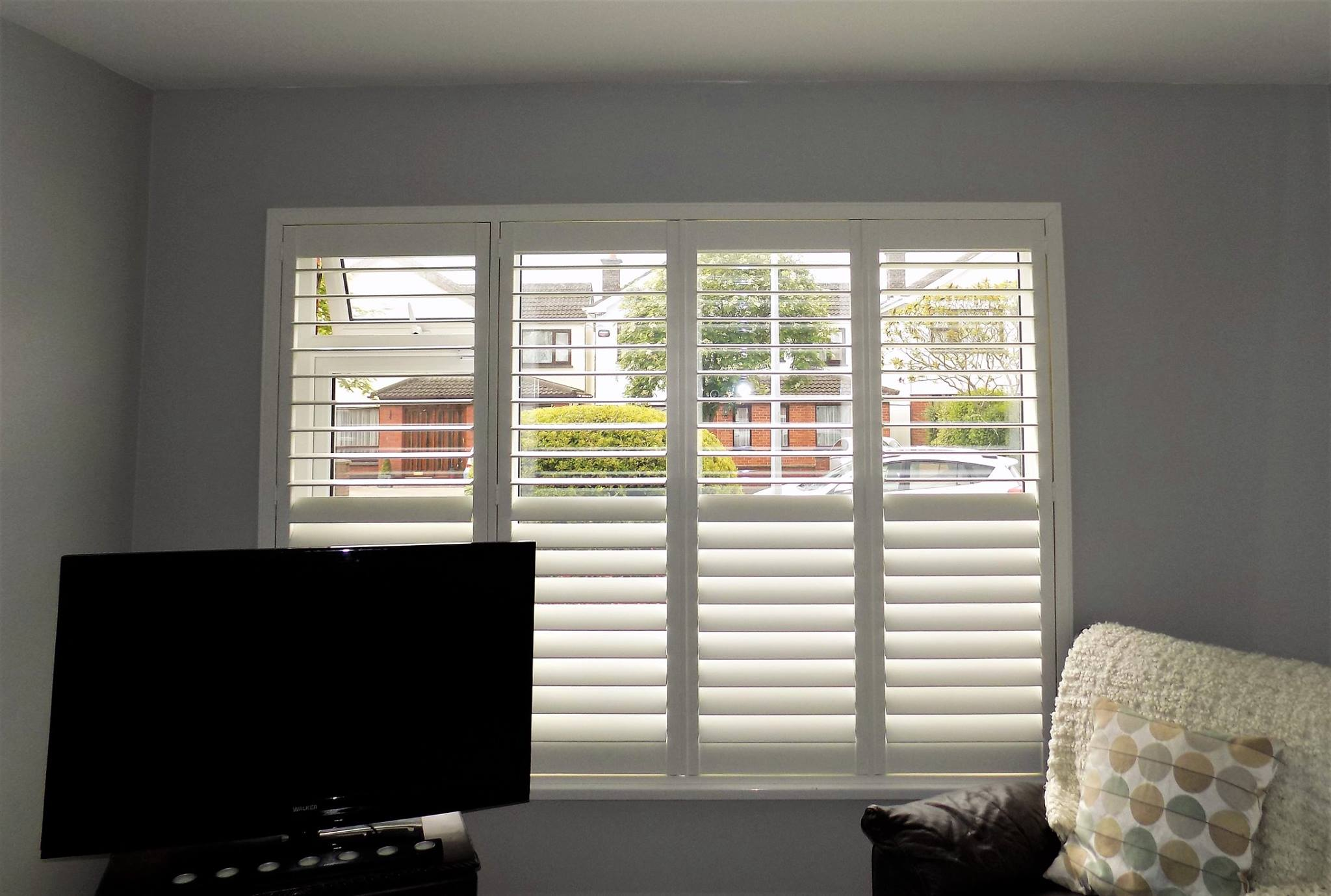 Sitting Room Shutters